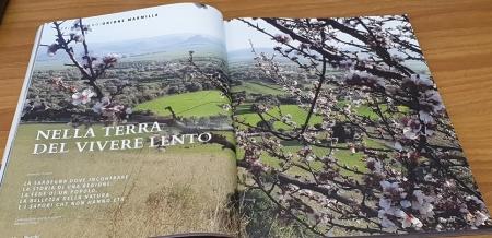 La Marmilla alla ribalta nazionale: sfogliate con noi il redazionale sul magazine 'Borghi & Città'